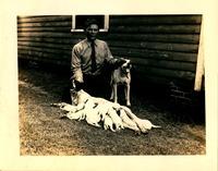 Roy Calloway and Pups