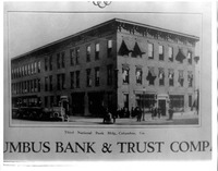 Third National Bank Building. Columbus, Georgia&lt;br /&gt;<br />