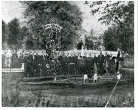 Burial of Paul J. Semmes
