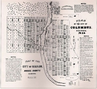 Plan of the City of Columbus