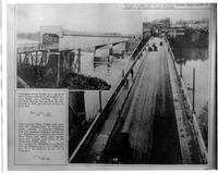 Dillingham Street Bridge and the River Bridge&lt;br /&gt;<br />