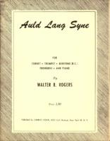 Auld Lang Syne - Walter B. Rogers.pdf