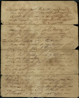 Letter from Fuller to Wife, Frederick County, Virginia, October 4, 1862