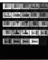 Photograph Strip of Negative Images