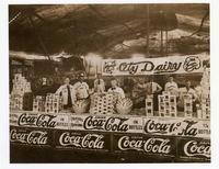 City Dairy Dispaly at Fair Cols GA 1921