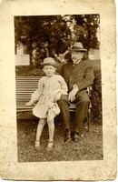 Uncle Henry and Little Marshall