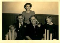 Krenson 50th Wedding Anniversary