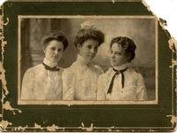 Three Ladies in July