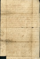 Letter from Fuller to Wife, Clark County, Virginia, February 20, 1863