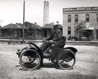 Early Automobile in Columbus
