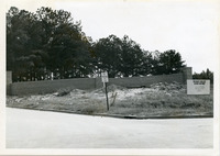 New Entrance to Columbus College 1979