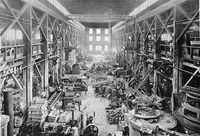 15. Iron Works & Arsenal